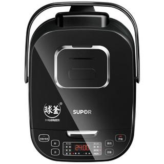 SUPOR 苏泊尔 CFXB40HC618-120 电饭煲 4L 黑色