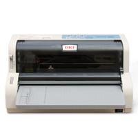 OKI 7000F+ 针式打印机 (白色)