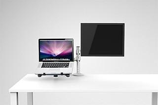 UP 埃普 OA-7X 显示器笔记本桌面夹装支架