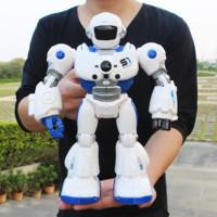 XINGYUCHUANQI 星域传奇 手感无线遥控机械战警 机器人