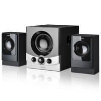 ENKOR 恩科 E600 2.1声道 多媒体音箱 黑色