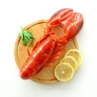 壹家壹站 加拿大熟冻波士顿龙虾 300-350g/只 *6件