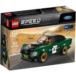 LEGO乐高1968款福特野马 75884
