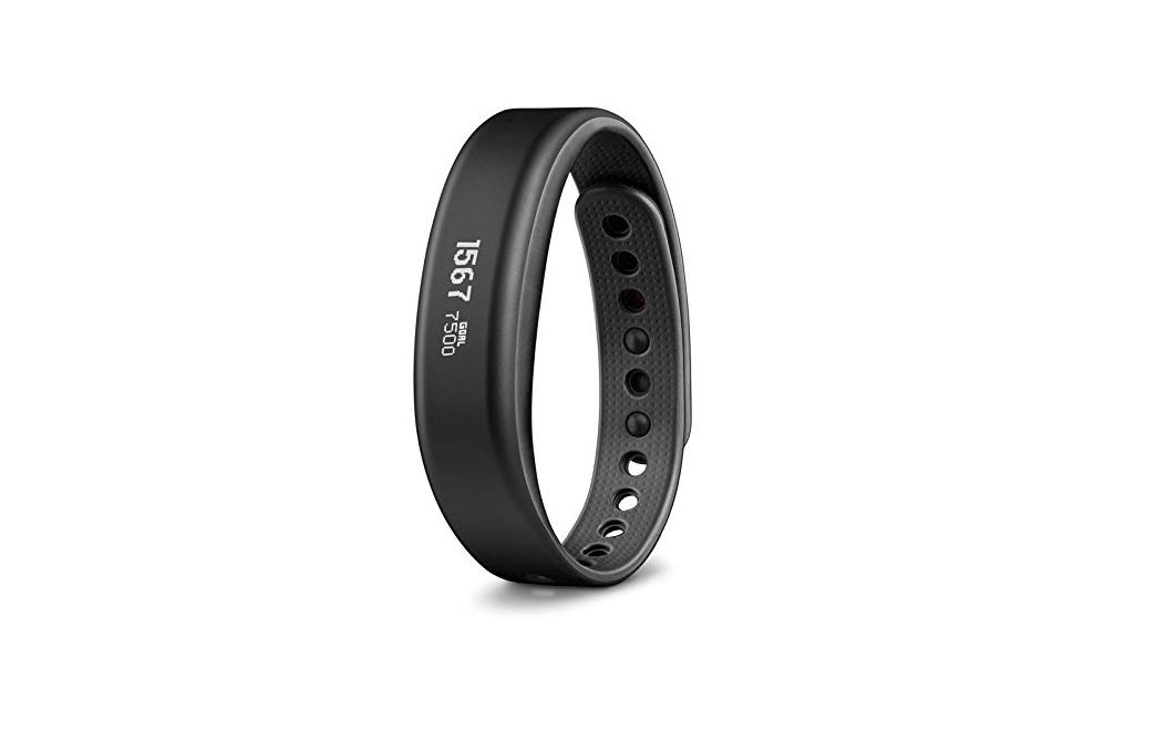 Garmin 佳明 vivosmart 运动监测智能手环 黑色 小码