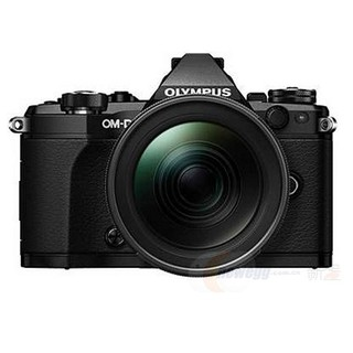 Olympus 奥林巴斯 E-M5 Mark II 12-40mm 复古微单相机套机 黑色
