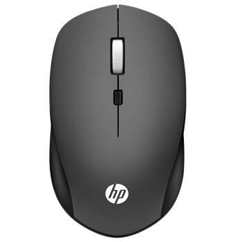 HP 惠普 S1000 Plus 无线鼠标 黑色