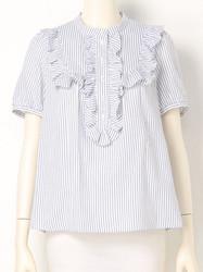 franche lippee 女士褶皱装饰衬衫