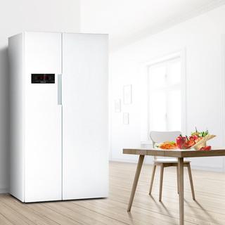 BOSCH 博世 KAN92V02TI 对开门冰箱 610升
