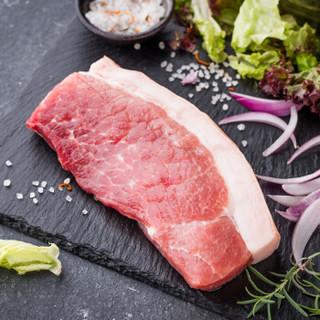 高金食品 猪带皮腿肉 (400g)