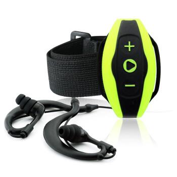 月光宝盒 HF100 8GB MP3播放器  绿色
