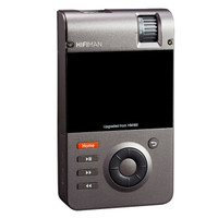 HiFiMAN 头领科技 HM802U 无损音乐播放器 + Power耳放卡
