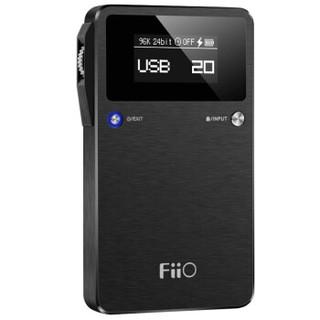 FiiO 飞傲 E17K 随身hifi便携耳机放大器