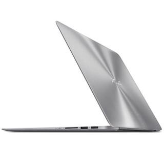 ASUS 华硕 灵耀U310UQ 13.3英寸 笔记本电脑(i5-7200U 4G 256GBSSD GT940MX)灰色