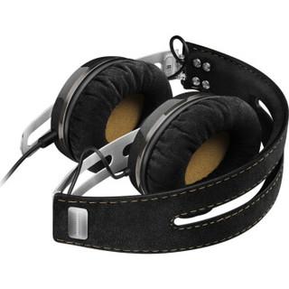SENNHEISER 森海塞尔 MOMENTUM On-Ear i 小馒头2代 头戴耳机 苹果版 黑色