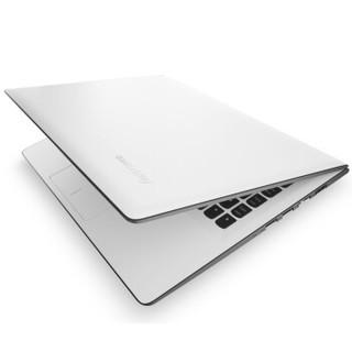 Lenovo 联想 Ideapad 500s 14英寸 笔记本电脑 白色(酷睿i7-6500U、2GB独显、4GB、1TB HDD、1080P)