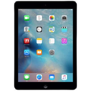 Apple 苹果 iPad Air 9.7英寸平板电脑 16G WLAN版 深空灰色