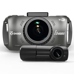 DOD LS400S 行车记录仪 前后双录