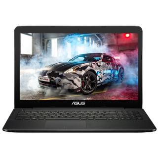 ASUS 华硕 R557L 15.6英寸 笔记本电脑(i5-5200U 8GB 500GB R5-M320)黑色