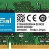 Crucial 英睿达 8GB 苹果笔记本内存条