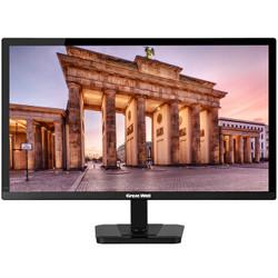 长城(GreatWall)L2272WS 21.5英寸 显示器 DVI+VGA双接口 显示屏  液晶电脑显示器