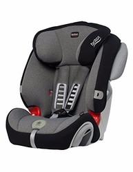Britax 宝得适 汽车儿童安全座椅全能百变王 岩石灰