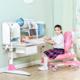 心家宜 M114+M200+M622 儿童学习桌椅套装