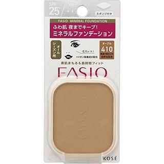 KOSE 高丝 FASIO 零油光矿物粉饼 SPF30/PA+++