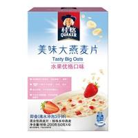 桂格 美味大燕麦片 水果优格口味(50g*4)