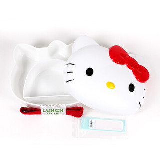 SKATER hello kitty儿童便当饭盒 300ml