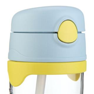 THERMOS 膳魔师 foogo系列 BP5353 BL 儿童Tritan吸管杯 (蓝色、325ml)