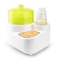 新贝 奶瓶消毒器带热奶 多功能温奶器 xb-8608 *2件