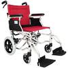 互邦 HBL35-SJZ12 折叠轮椅 (加强铝合金)