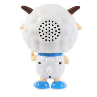 喜羊羊与灰太狼 互动早教音箱z10插卡版