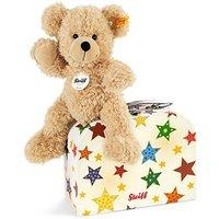 Steiff Fynn行李箱里的泰迪熊 (米色)