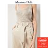 Massimo Dutti 女装 系结设计休闲长裤 05063999711 350元