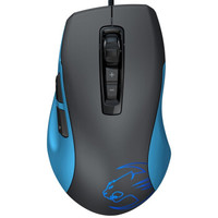 ROCCAT 冰豹 魔幻豹 Kone Pure有线电竞游戏鼠标 光电款 蓝色