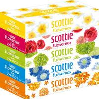 Crecia 日本制纸 自然无香型抽纸 (160抽、5盒)