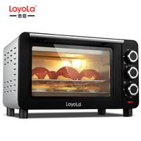 loyola 忠臣 LO-15V 电烤箱