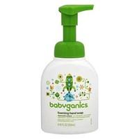 BabyGanics 甘尼克宝贝 泡沫洗手液 8.45盎司 洋甘菊马鞭草香味