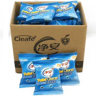 Cleafe 净安 洁厕灵(松木香) (50gx10粒/盒)
