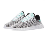 adidas 阿迪达斯 Originals DEERUPT RUNNER 男士休闲运动鞋 薄荷绿