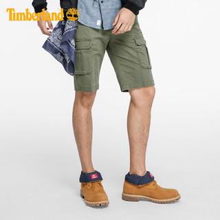 Timberland 添柏岚 A1M4O 男士工装功能短裤