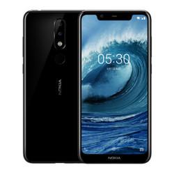 NOKIA 诺基亚 X5 智能手机 3GB 32GB 极夜黑