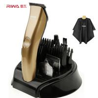 雷瓦(RIWA) 理发器电推剪  专业电动锂电 儿童成人 剃头电推子 (三刀头) X4 *81件
