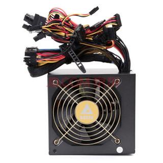 DELTA 台达 红盾 RS550 额定550W 电源(80PLUS铜牌)