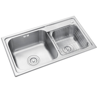 SUPOR 苏泊尔 927626-01-LS 厨房水槽双槽