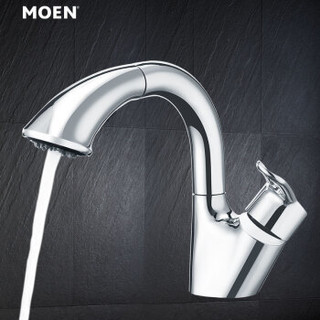 MOEN 摩恩 89122 59铜龙头 (抽拉式)