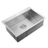KEGOO 科固 K10003 不锈钢手工单槽 609元包邮 (双重优惠)