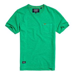 Superdry 极度干燥 M10001OQ 男士口袋T恤