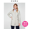 ZARA 女装 人字斜纹外套 02322893803 99元